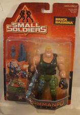 "Small Soldiers Movie 6"" Brick Bazooka Figure Transforms Missile Launcher MOC C7"