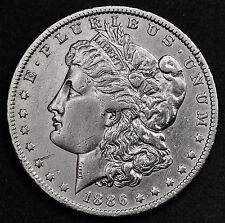 1886-o Morgan Silver Dollar.  High Grade.  94647  (Inv. G)