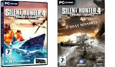 Silent Hunter 4 wolves of the pacific & U Boat Missions Expansion Pack
