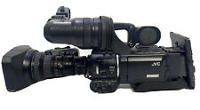 JVC GY-HD100 High Definition 3-CCD HDV Professional Camcorder Fujinon Lens