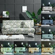 Stretch Sofa Bed Cover Full Folding Armless Elastic Futon Slipcover Couch Covers