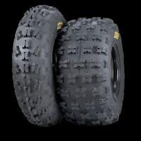 Pair of 2 ITP Holeshot GNCC ATV/UTV Tires - 20X10-9
