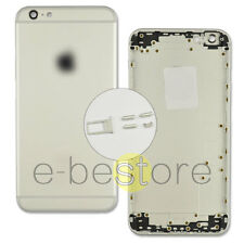 Replacement For iPhone 6s Plus + Silver Housing Back Battery Cover Mid Frame