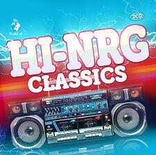 CD Hi-NRG Classics von Various Artists 2CDs
