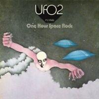 "UFO ""UFO 2 FLYING - ONE HOUR SPACE ROCK"" CD NEU"