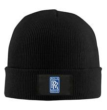 Rolls Royce Knit Cap Woolen Hat For Unisex