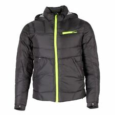 Spyder Stance Down Mens Hooded Ski Jacket Size Small £290- Grey