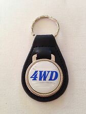 4WD Keychain Dodge Ford Chevy Toyota Truck 4 Wheel Drive 4X4 Key Chain