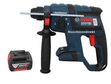 Bosch  Akku Bohrhammer mit SDS Plus  GBH 18V EC Professional  +  6,0 Ah Akku