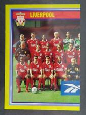 MERLIN PREMIER LEAGUE 98-Team Photo (1/2) Liverpool #315