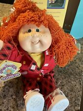 Designer Line #19 Hm Cabbage Patch Doll Freckles With Red Hair Green Eyes Birth