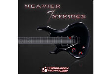Three-Body Technology Heavier7Strings, guitar