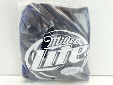 2007 Miller Lite Blue Holiday Inflatable Mint in Unopened Package (M2)
