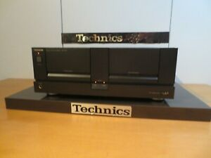 Technics SE-A50 STEREO POWER  AMPLIFIER VERSTÄRKER TWIN MONO 2x210WATT