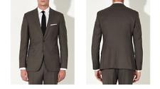 Kin by John Aldo Jaspe Slim Fit Suit Jacket, Biscuit - UK Size 38L £109 BNWT