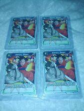 4x Senzu Bean - NM/M - BT1-053 C - Galactic Battle Dragon Ball Super