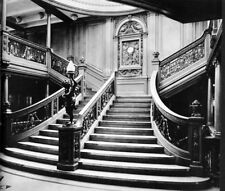"Titanic Staircase 8 x 10""  Photo Print"
