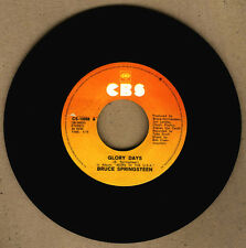 """PHILIPPINES:BRUCE SPRINGSTEEN - Glory Days 7"""" 45 RPM RARE!!"""