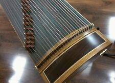 26-String Songbo Collection  Brazilian Sandalwood Guzheng 松柏巴西紫檀26弦顶级演奏筝