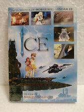 "DVD Film ""ICE"" NEUF sous blister Makoto Kobayashi Gundam SF AKB48 OAV PPM Ghibli"