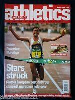 ATHLETICS WEEKLY - PINTO - APRIL 19 2000