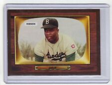 Jackie Robinson, '55 Brooklyn Dodgers Hall Of Famer Color TV extension series