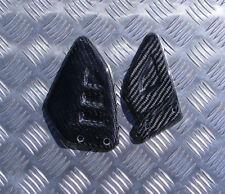 Suzuki SV650 650 Protezione pedane Fibra di Carbonio 99 - 02