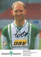 AK 1160 Dieter Eilts SV Werder Bremen