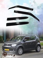 For Suzuki IGNIS 16-18 Deflector Window Visors Guard Vent Weather Shield