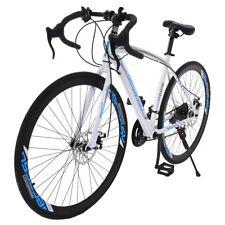 2020 Road Bike Shimano 21 Speed Bicycle 700C Mens Bikes Disc Brakes