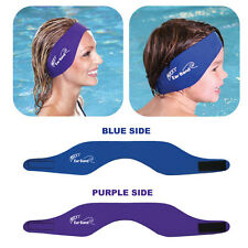 Macks NUOTO Cerchietto-Mack's Ear Band NUOTO DUE COLORI REVERSIBILE