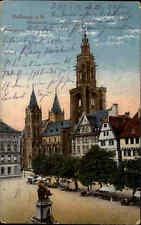 Feldpostkarte 1. Weltkrieg HEILBRONN 1917 Deutsche Feldpost Stempel Eppingen