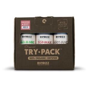 BioBizz - Stimulant Try Pack