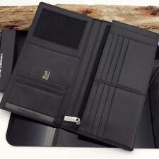 Porsche Design Brieftasche P´2000 Leder Schwarz Neu  #5209