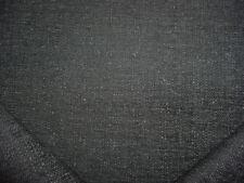 7-5/8Y Kravet Smart 34622 Granbury Graphite Crushed Chenille Upholstery Fabric
