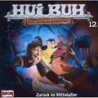 "HUI BUH NEUE WELT ""ZURÜCK IM MITTELALTER"" CD NEU"