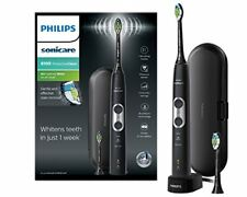 Philips Sonicare ProtectiveClean 6100 Electric Toothbrush with Travel Case, 3 x