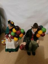 Royal Doulton Old Balloon Man, Old Balloon Seller