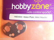 Mini Mauler Hbz3044 Motor Plate Hobbyzone
