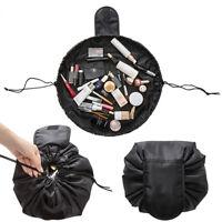 Voyage maquillage cosmétique toilette étui de rangement sac pochette