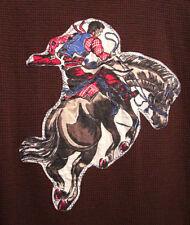 HOWDY PARTNER thermal 3XL cowboy Henley T shirt retro western Alpine Ridge XXXL