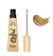 TOO FACED Melted GOLD Liquified Gold Lip Gloss 7ml