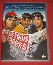 LES TROIS FRÈRES - LE FILM DES INCONNUS - DVD