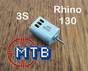 Rhino MTB 3s 12V 130 for Nerf Blaster Motor Rapidstrike, Stryfe, Modulus