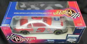 WINNERS CIRCLE NASCAR 1:24 Diecast DALE EARNHARDT #3 1998 Goodwrench Monte Carlo