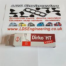 Daihatsu Sirion 1.0 1.3 Sump Sealant gasket Elring Dirko HT 70ml