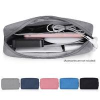 Travel Storage Bag Makeup Cover Digital Accessories Gadget Devices Pouch
