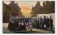 BY TOWK O' DRUM, RUTHERGLEN: Lanarkshire postcard (C18139)
