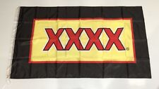 XXXX GOLD Beer Banner Flag - Man Cave Slab Can Alcohol Bottle Collectible