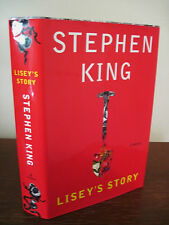 1st/1st Printing LISEY'S STORY Stephen King MODERN Fiction